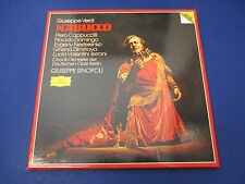 Verdi Nabucco Sinopoli, 2741-021, 3 Record Set With Score