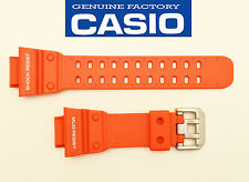 Casio ORIGINAL Watch Band Strap G-Shock orange  Rubber GX-56  GXW-56 RUBBER
