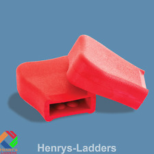 HENRY'S Window Cleaner Ladder Pads/Mits  - Protection on Glass & Guttering