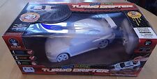 Blue Hat Trick My Ride Turbo Drifter Radio Controlled Action Vehicle