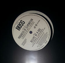 "BOSS - Progress.. / Recipe Of A Hoe 12"" Promo 1993 RAR# Eazy E Ice Cube NWA BO$$"