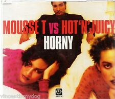 MOUSSE T vs HOT N JUICY - HORNY (6 track single)