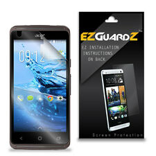 1X EZguardz LCD Screen Protector Shield HD 1X For Acer Liquid Z410 (Ultra Clear)
