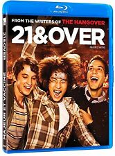 21 and Over (Blu-ray Disc, 2013, Canadian)