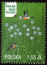 POLAND MNH 2012 Painting by Piotr Kwit, 1929-2002