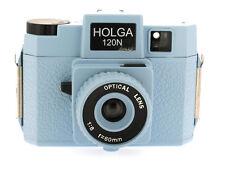 Holga 120N Medium Format Film Camera BLUISH GREY