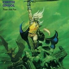 CIRITH UNGOL - FROST AND FIRE  VINYL LP NEW+