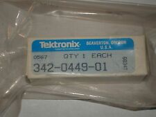 Tektronix Ceramic Insulator used with TM5006 and others 342-0449-01 (NEW)