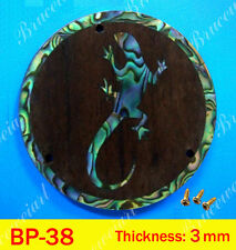 Switch cover Backplate for Electric Guitar ( BP38-1 )