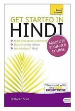 Get Started in Hindi by Rupert Snell (2013, Mixed Media, New Edition)