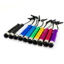 10x Mini Universal Capacitive Touch Screen Stylus Pen for iPhone iPad iPod Table