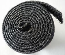 Fermeture scratch Attaches de câble Lieur 1m 100cm1000x19mm noir