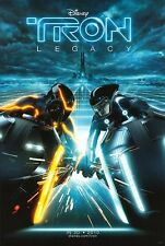 Tron Legacy - original DS movie poster D/S 27x40 Advance