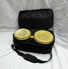 Percussion Plus Bongo Bag / Soft Case (Will fit most Bongos) 008-105-430