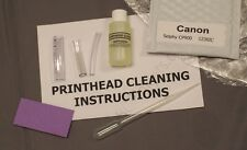 Canon Selphy CP900 Printhead Cleaning Kit (Everything Incl.) 1236IC