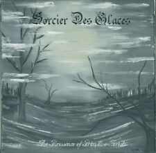 SORCIER DES GLACES The Puressence of Primitive.. CD Monarque, Forteresse, Gris