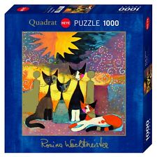 Heye Puzzle - Jigsaw-Puzzle 1000 Teile Eingang, Wachtmeister HY29773