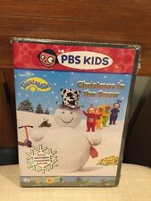 Teletubbies - Christmas in the Snow (DVD, 2003) Mfg. Sealed