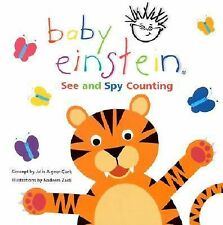 Baby Einstein: See and Spy Counting, Julie Aigner-Clark, Good Book