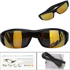 Fashion 1280*720 HD Camcorder Sunglasses Camera Mini DVR Glasses Digital Video