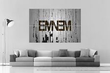 EMINEM wall Art Poster Great format A0 Wide Print