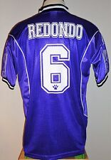VTG KELME SPAIN REAL MADRID ARGENTINA REDONDO SOCCER JERSEY FOOTBALL SHIRT MILAN