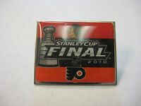 NHL Stanley Cup Finals 2010 Logo Pin