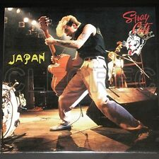 Doppelalbum rotes Vinyl Doppel-LP : Stray Cats JAPAN - Live 1990 ( 2 x red wax )
