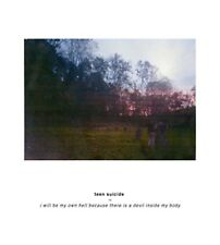 Teen Suicide - I Will be My Own Hell.... -  New CD Album