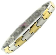 LADIES Magnetic Bracelet Power Health Bio Energy Armband Arthritis Wristband