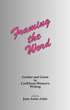 Framing the Word: Gender and genre in Caribbean women's writing-ExLibrary
