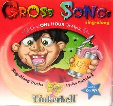 Gross Songs by Peter Pan's Pixie Players KIDS NEW FREE SHIP MUSIC CD HUMOR SING
