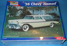 Revell 56 Chevy Nomad+Bonus Scripts FS Box 1/25 Scale Kit-Model Car Swap Meet