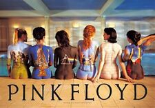PINK FLOYD - BACK ART - FABRIC POSTER - 30x40 WALL HANGING 51866