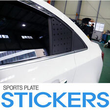 Window Line Sill C Pillar Stickers Trim 2P For 08 09 10 11 Chevy Cruze