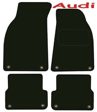 Audi RS6 Tailored car mats ** Deluxe Quality ** 2009 2008 2007 2006 2005