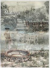 Rice Paper for Decoupage Decopatch Scrapbook Craft Sheet Malaga Spain