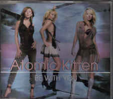 Atomic Kitten-Be With You cd maxi single