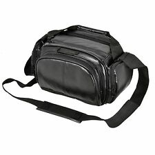 Black DSLR Camera Case Shoulder Bag for Nikon D90 D800 D300S D5000 D700 D600