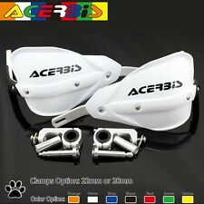 Motorcycle Dirt Bike Handlebar handguards Hand Guard ACERBIS KTM SX  EXC FAT BAR