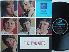 THE TWILIGHTS Self Titled Lp AUSTRALIA 1966 MONO OZ Garage/Psych WHO BEE GEES VG