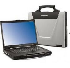PANASONIC TOUGHBOOK CF 53 TOUCHSCREEN i5-2520M 8GB RAM 320GB LAPTOP