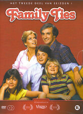 Family Ties : seizoen 1 deel 2 (met Michael J. Fox) (2 DVD)
