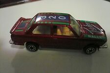 Yatming Toy Car BMW #1029 320 Turbo Rally