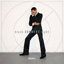 PRE-ORDER: MAXWELL - BLACK SUMMERS' NIGHT  (CD) Sealed