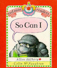 So Can I (Red Nose Readers), Ahlberg, Allan, New Book