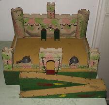 Old Vintage Tri-Ang Fort