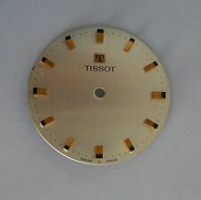 ORIGINAL TISSOT DIAL VINTAGE REPLACEMENT FROM 1970
