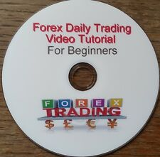 Forex Daily Trading Video Tutorial dvd For Beginners