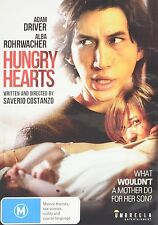 HUNGRY HEARTS (Adam Driver)   -  DVD  UK Region 2 Compatible